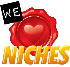 WeLoveNiches.com Logo